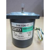 Oriental Motor Induction Motor (2RK6GN-C)